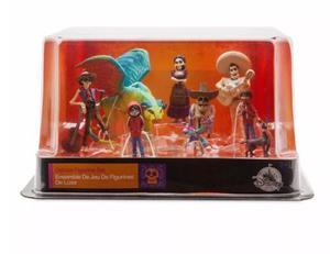 Disney Set De Figuras Muñecos Coco Disney Store Original