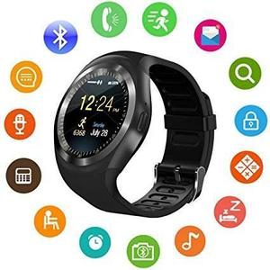Reloj Celular Smartwatch Y1 Bluetooth Sim Sd Android..