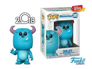 Sulley J. Sullivan Funko Pop Monsters Inc Pelicula Disney