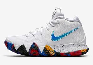 Tenis Nike Kyrie 4 Kd Jordan Basketball Nba Curry Lebron Nba