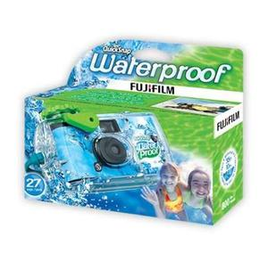 Camara Desechable Acuatica Fujifilm Quick Snap Waterproof