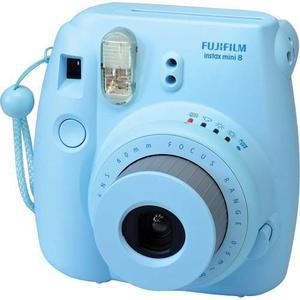 Camara Instantanea Fujifilm Instax Mini 8 Azul