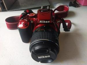 Camara Nikon D Mp  Memoria 64 Gb