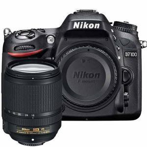 Camara Profesional Nikon D De 24.1 Mpx Con Lente