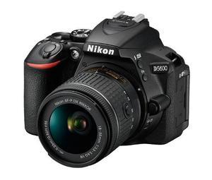 Cámara Nikon D Lente  Nueva Y Sellada