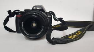Cámara Nikon Modelo D Con Lente mm