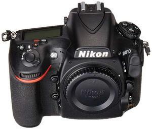 Cuerpo Camara Profesional Nikon D810 Digital Slr