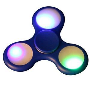 Fidget Spinner Fidget Spinner Juguete Antiestres Con Luz Led