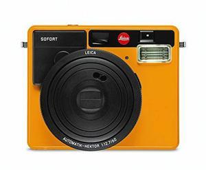 Leica Sofort Instant Film Camera (orange)