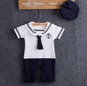 Traje De Marinero Para Bebé Ropa De Bebé Babynova M1