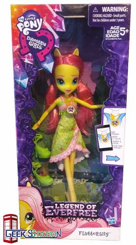 Fluttershy Legend Of Everfree My Little Pony Equestria Girls