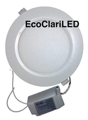 Lámpara Redonda Led 9 Watts Para Bote Integral 12cm Mbtd9