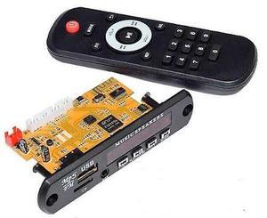 Modulo De Audio Bluetooth Mp4 Mp5 Hd Ape Wav Mp3