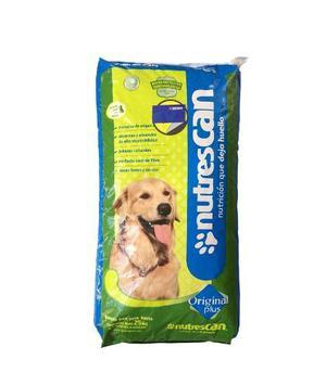Nutrescan Original Plus Adulto Alimento P/ Perro Bulto 25kg