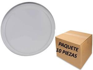 Spot Led 18w Plafon Ajustable Cajas O Bote Integral 10 Pieza