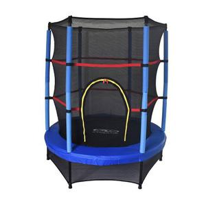 Trampolin Brincolin 4.5 Pies Infantil Con Red 1.4m Tumbling