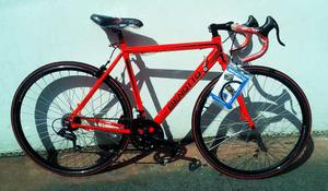 Bicicleta Ruta-rod 700 Aluminio Benotto 570 Msi Envio Gratis