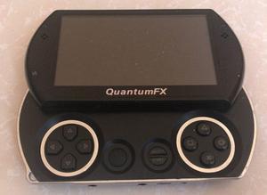 Consola Portatil Quantum Fx Memoria 4 Gb