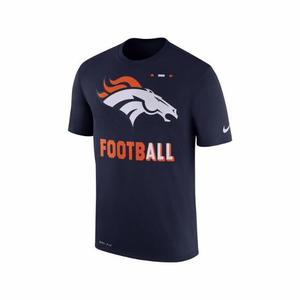 Nfl Broncos De Denver Playera Nike Dri-fit Original Bdn