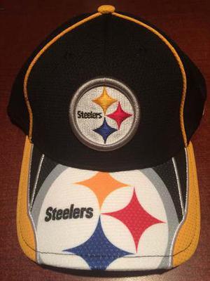 Nfl Gorra Pittsburgh Steelers New Era Original Adulto