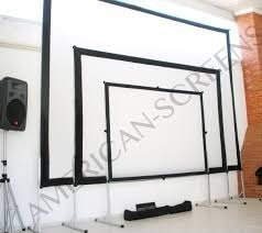 Pantalla Proyector Proyeccion American Screens 4x3 3x2 2x1.5