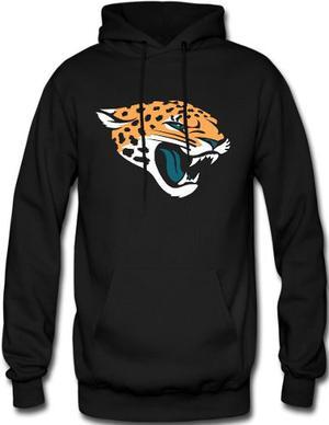 Sudadera Jacksonville Jaguars Hoodie Capucha Con Cangurera