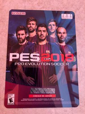 Juego Pes  Pro Evolution Soccer Steam Envio Gratis