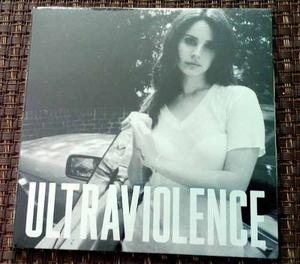 Lana Del Rey - Ultraviolence Deluxe Cd Nuevo Envío Incluido