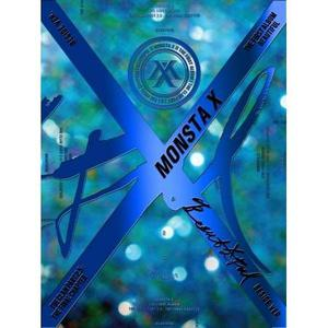 Monsta X - Album Beautiful Kpop Version A, B, C