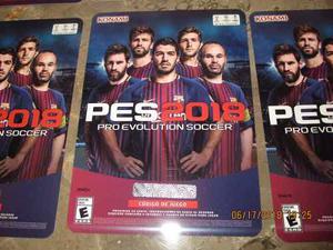 Pro Evolution Soccer Pes Para Pc (codigo Steam)