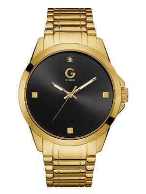 Reloj G By Guess Intent Gg1 Dorado Caballero Envio Grat