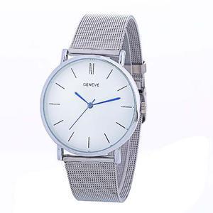 Reloj Geneve Reloj Geneva Unisex De Moda Kniesel Envio Grati