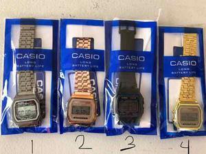 Reloj Retro Casio 1 Pieza Buena Calidad