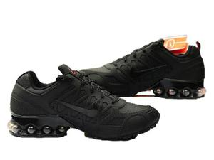 Tenis Nike Shox Air Ultra  Black Oferta Especial