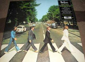 The Beatles - Abbey Road (vinilo, Lp, Vinil, Vinyl)