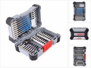 Kit De 35 Accesorios Multiconstrucción Impact Control Bosch