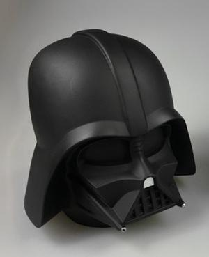Alcancía Casco Darth Vader Plastico Star Wars Disney Igo