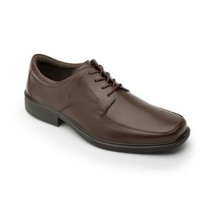 Calzado Zapato Flexi  Caoba Casual Oficina Vestir Salir