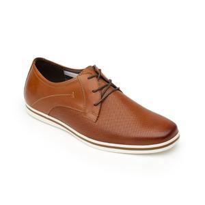 Calzado Zapato Flexi  Negro Cafe Casual Vestir Salir