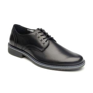 Calzado Zapato Flexi  Negro Casual Oficina Vestir Salir