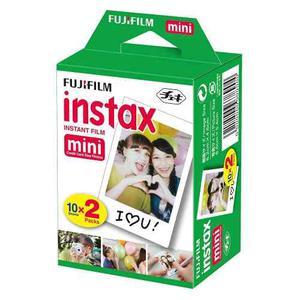 Fujifilm Instax Mini Film Twin Pack 10 X 2 Cartuchos