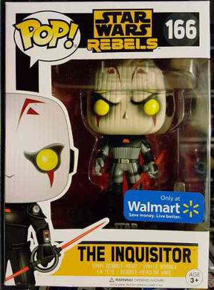 Funko Pop Star Wars Rebels Grand Inquisitor 166 Exclusivo