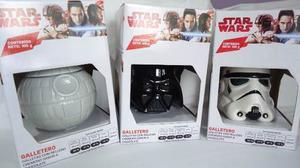 Galletero Star Wars Paquete De 3
