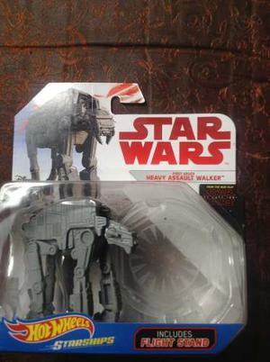 Heavy Assault Walker First Order Nave Star Wars Starships