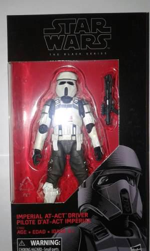 Imperial At-act Driver / Star Wars / The Black Series/hasbro
