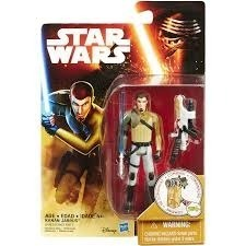 Kanan Jarrus Star Wars Rebels Figura De 3.73