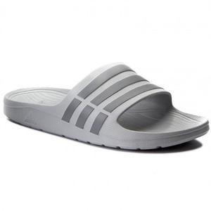 Sandalia adidas Duramo Slide Color Gris Envío Gratis
