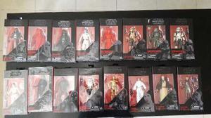 Star Wars Black Series Scarif Pretorian 4-lom Rey Varios