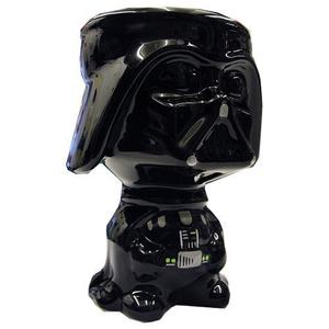 Star Wars Copa Tarro De Darth Vader Acabado De Ceramica