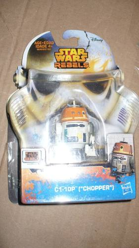 Star Wars Rebels Saga Legends C1-10p (Chopper) Envio Gratis